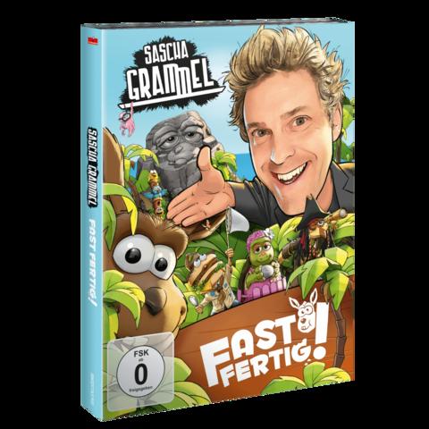 Fast Fertig! (DVD) von Sascha Grammel - CD jetzt im Sascha Grammel Box-Shop Shop
